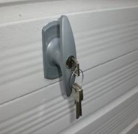 garage door locksmith in Chandlers Ford